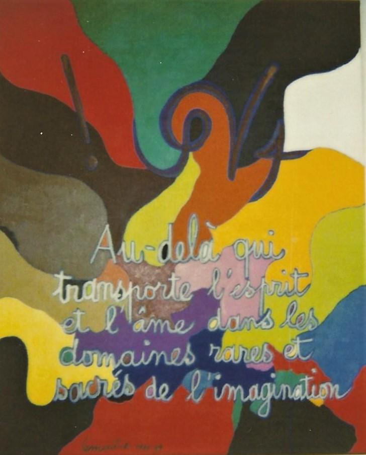 Mot imaginaire